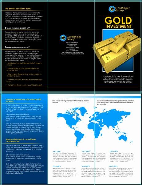 11x17 Tri Fold Brochure Template Lovely 11 X 17 Tri Fold Brochure Mockup