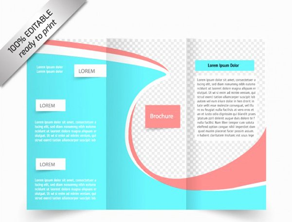 11x17 Tri Fold Brochure Template New 12 Free Brochure Templates