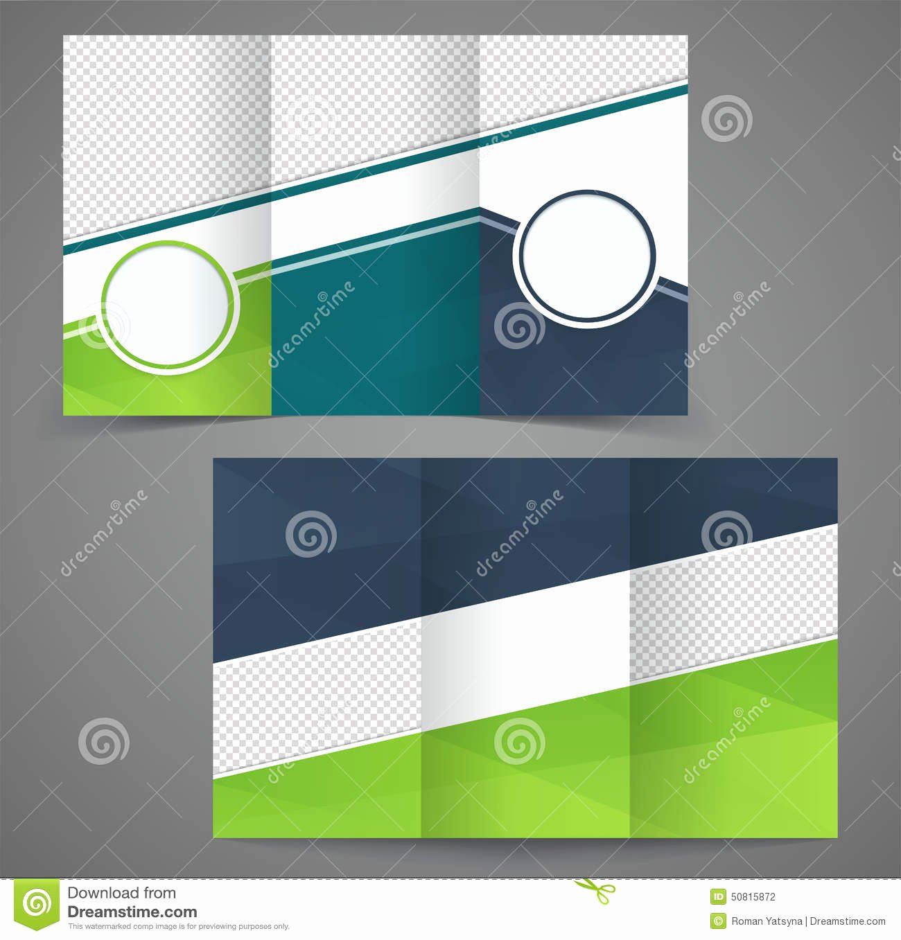 2 Fold Brochure Template Best Of Tri Fold Business Brochure Template Two Sided Template