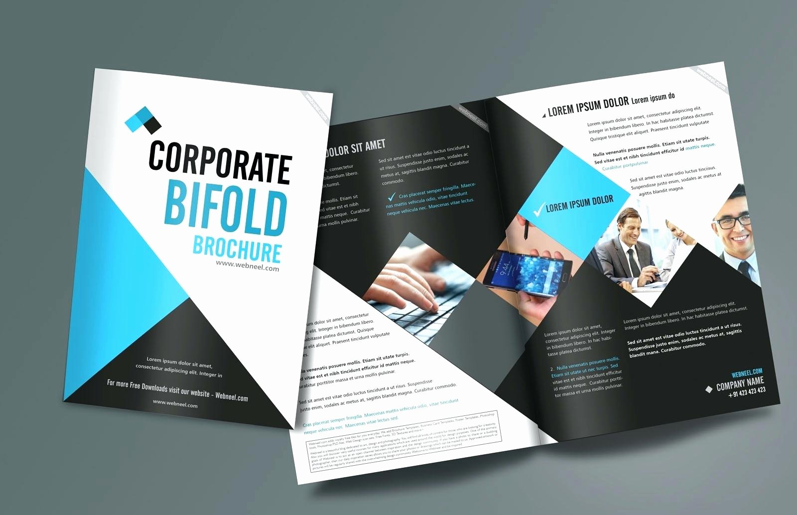 2 Fold Brochure Template Elegant 3 Fold Brochure Template Indesign