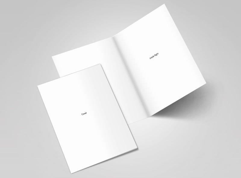 2 Fold Brochure Template Lovely Blank Brochure Templates