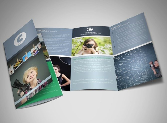2 Fold Brochure Template Luxury 2 Fold Brochure Template Csoforumfo