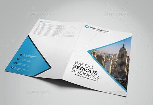 2 Fold Brochure Template New Two Fold Brochure Template Psd 40 Best Psd Brochure