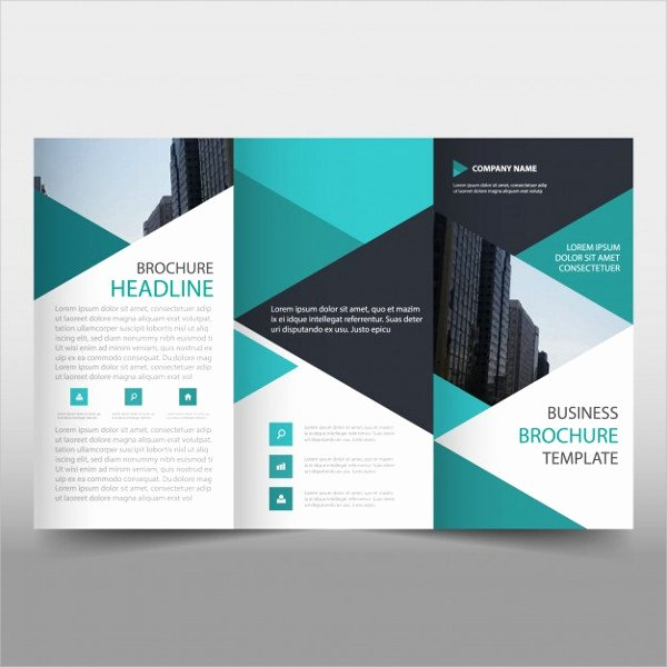 2 Folded Brochure Template Best Of 25 Cool Brochure Templates Free & Premium Download