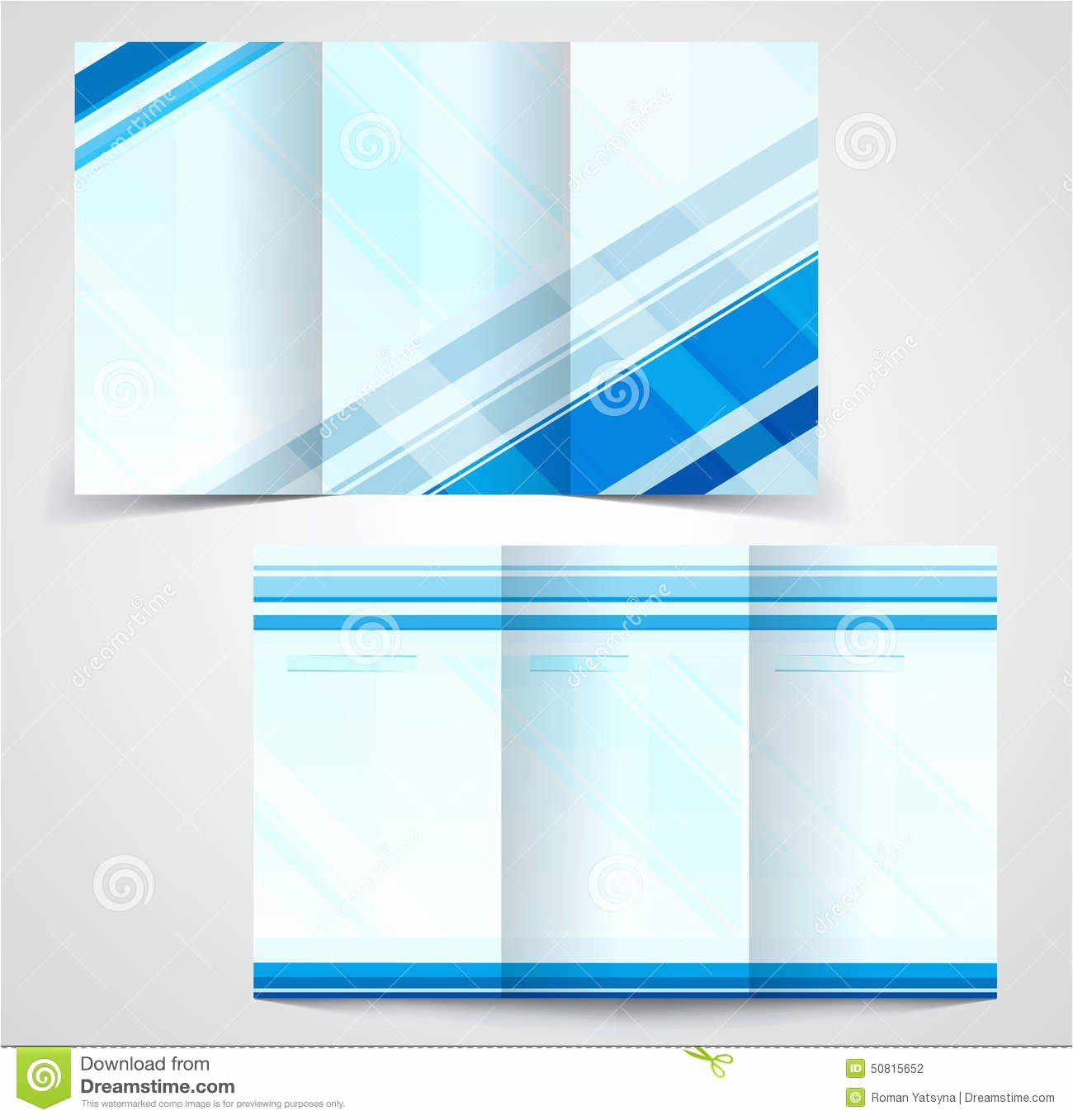 2 Folded Brochure Template Unique Double Sided Tri Fold Brochure Template Tri Fold Business