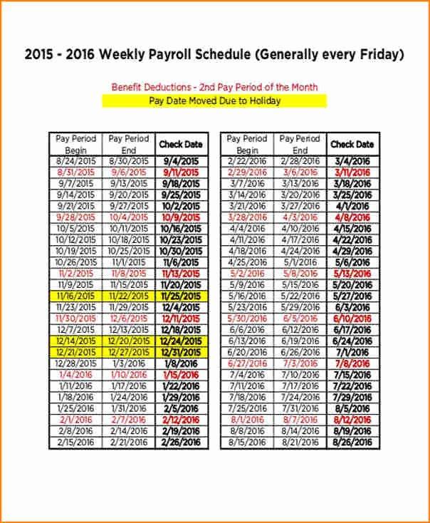 2017 Payroll Calendar Template Awesome 11 2017 Payroll Calendar Template