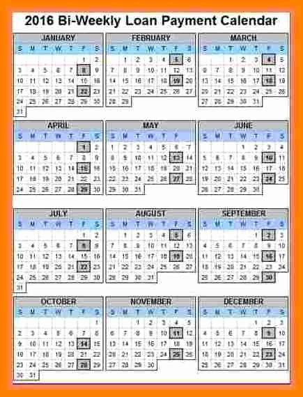 2017 Payroll Calendar Template Lovely 7 Payroll Calendar 2018 Template