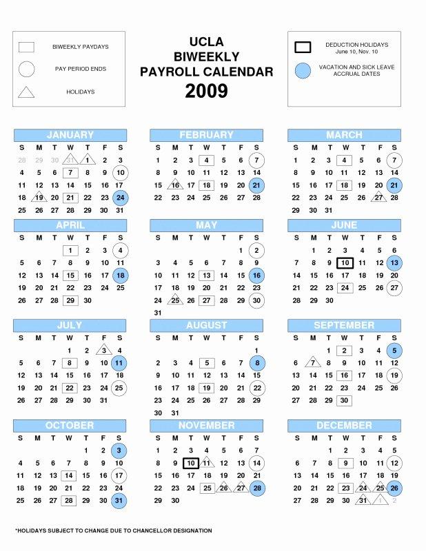 2017 Payroll Calendar Template Lovely Ucla Payroll Calendar 2015 2016