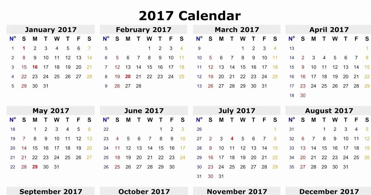 2017 Payroll Calendar Template Luxury 2017 Calendar Canadian Holidays