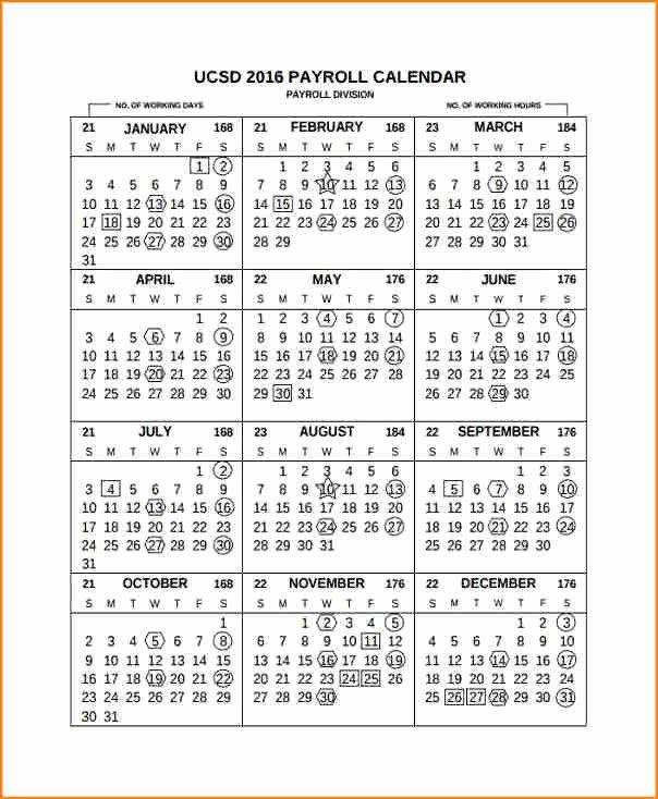 2017 Payroll Calendar Template New 11 2017 Payroll Calendar Template