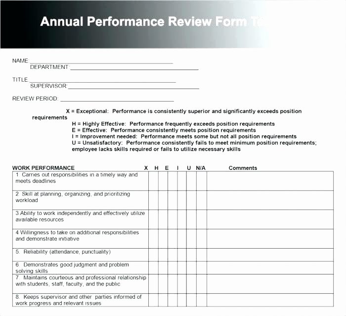 30 Day Employee Review Template Awesome Sales Performance Review Template Day Employee Evaluation