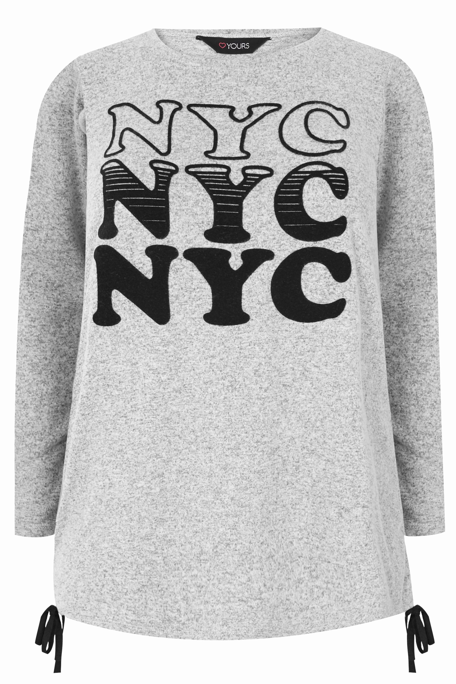 30 Day Review Template Inspirational Grey Nyc Felt Knitted top Plus Size 16 to 36