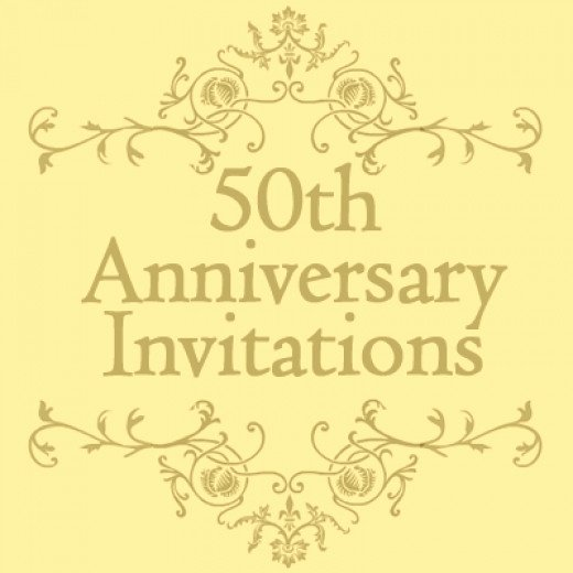 50th Wedding Anniversary Invitation Template New Free 50th Wedding Anniversary Invitations Templates