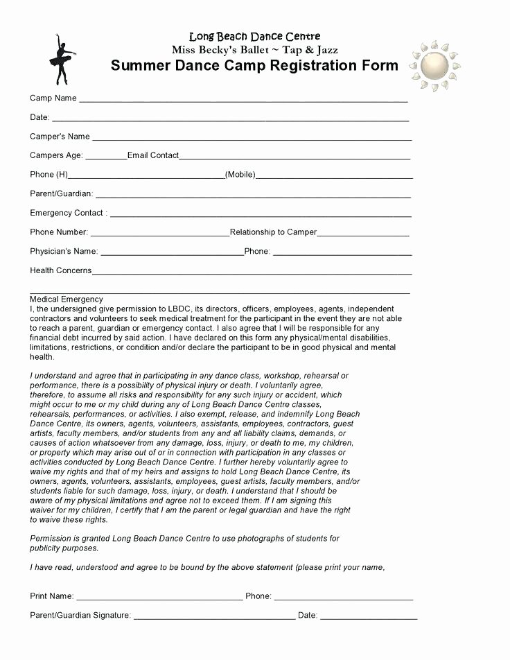 5k Registration form Template Beautiful 5k Race Entry form Template Free Patient Registration form