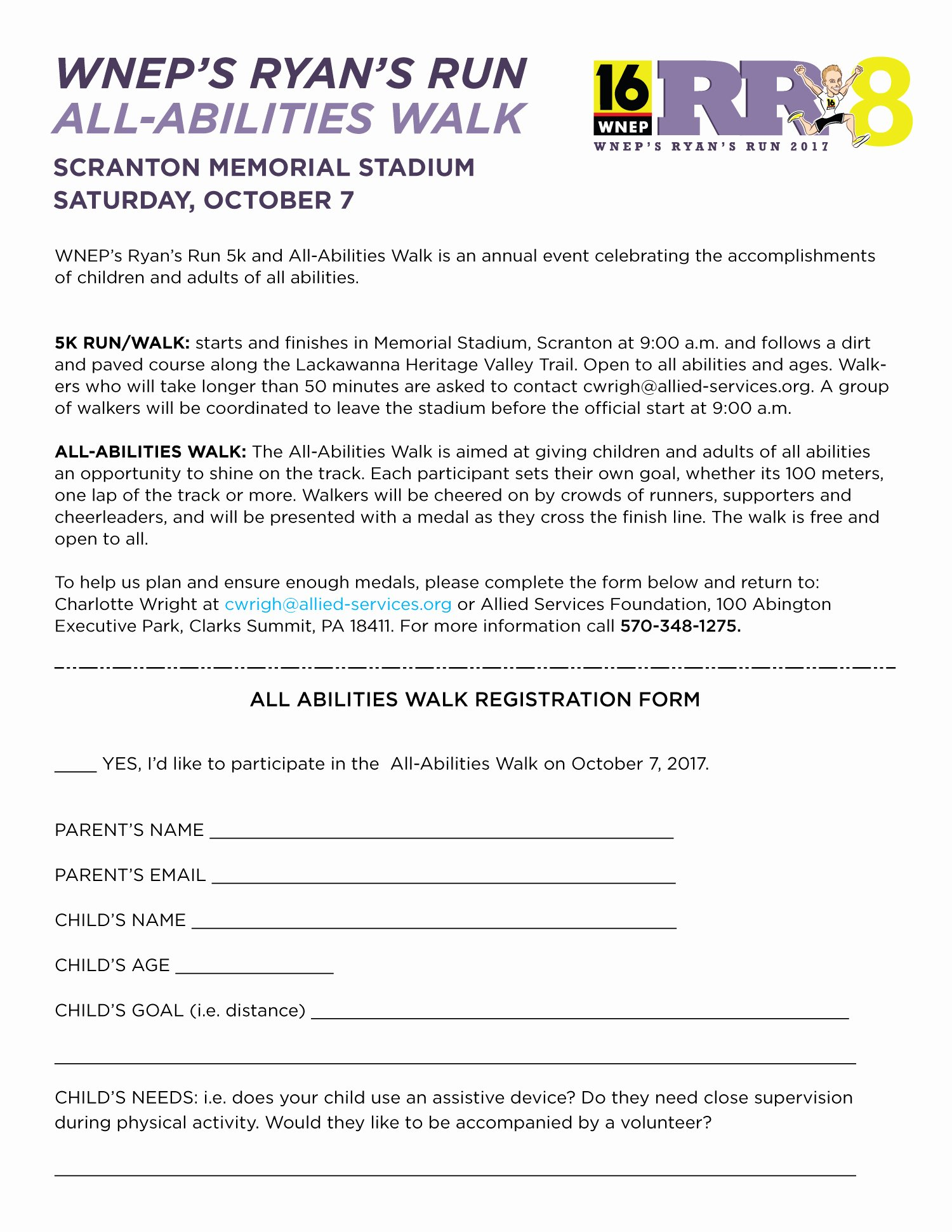 5k Registration form Template Elegant 5k Registration forms or forms are Available at