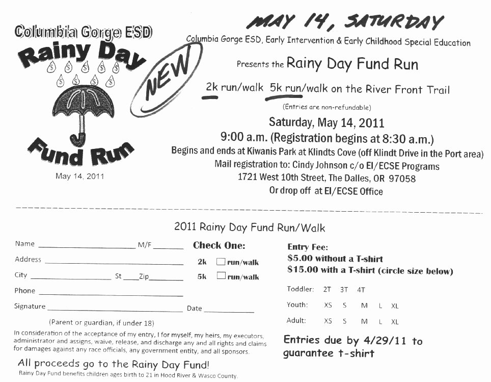 5k Registration form Template Inspirational 5k Registration forms or forms are Available at