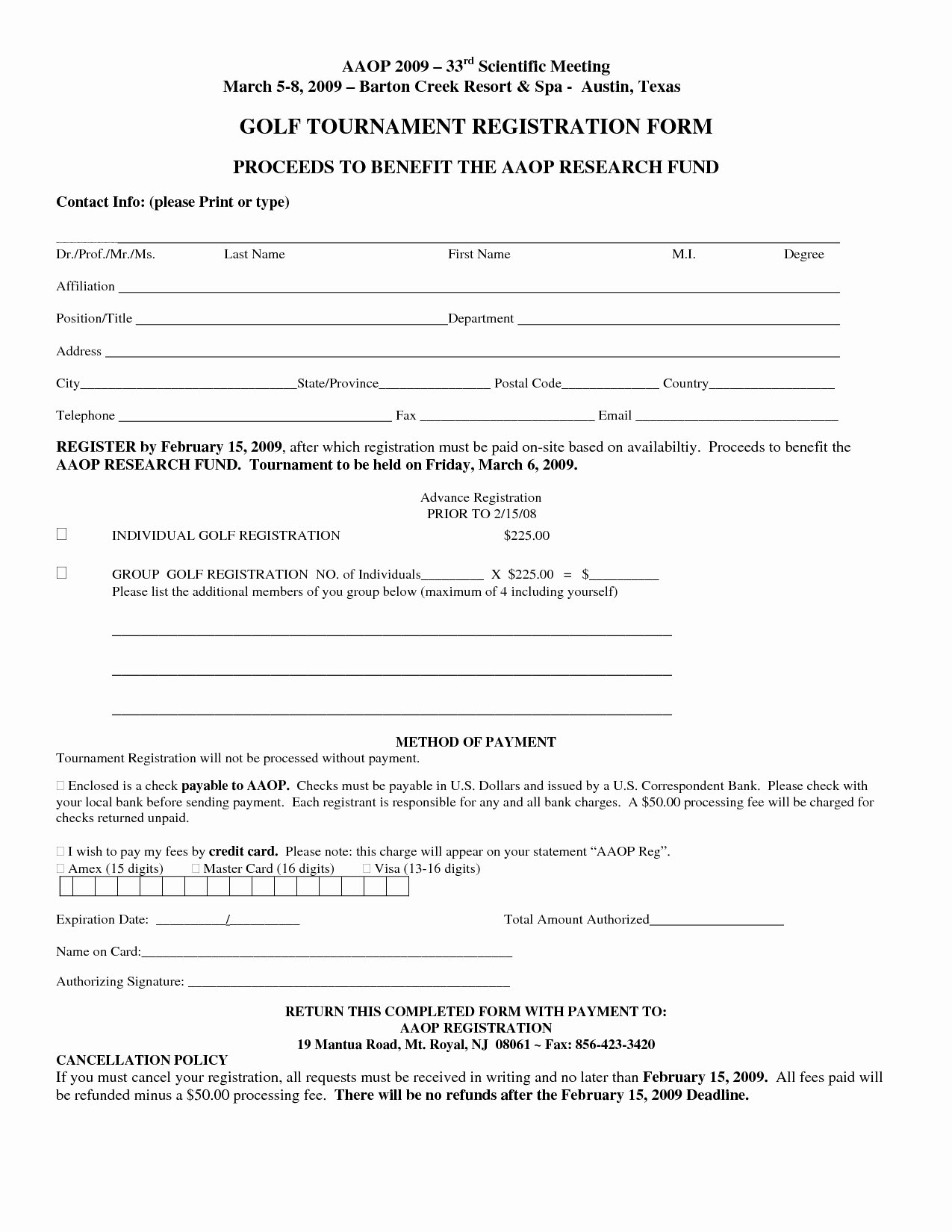 5k Registration form Template New 5k Sponsorship Letter Template Examples