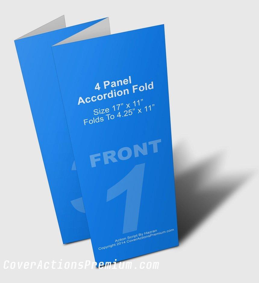 Accordion Fold Brochure Template Awesome 16 Accordian Fold 5 Mockups Psd Tri Fold Brochure