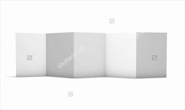 Accordion Fold Brochure Template Beautiful 8 Accordion Fold Brochure Printable Psd Ai Indesign