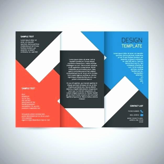 Accordion Fold Brochure Template Beautiful Three Panel Brochure Template Adobe where Do the Fold