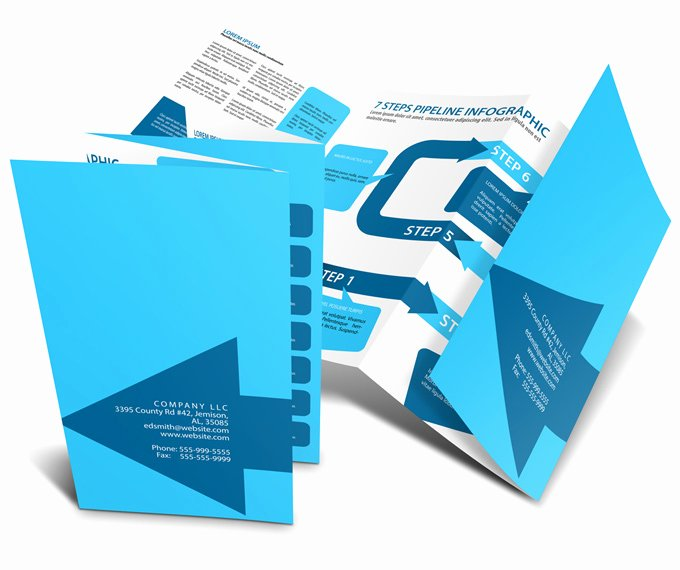 Accordion Fold Brochure Template Best Of 8 Page Accordion Fold Brochure Mockup