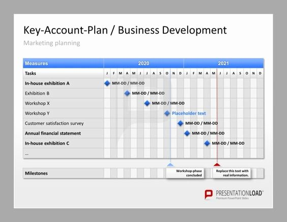 Account Management Plan Template Elegant Key Account Management Powerpoint Key Account Plan