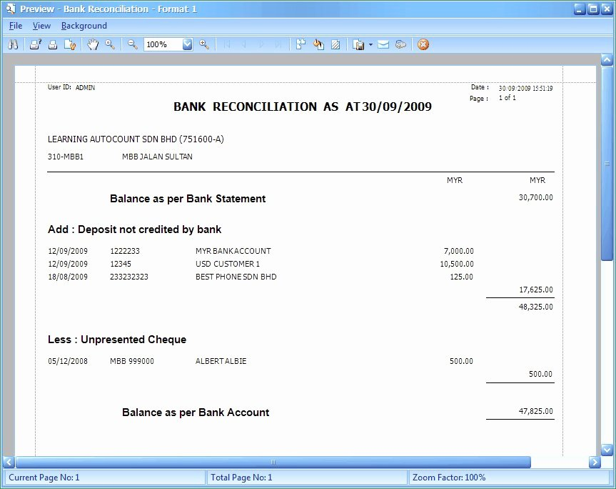 Account Reconciliation Template Excel Beautiful Account Reconciliation Template Minimalist Bank