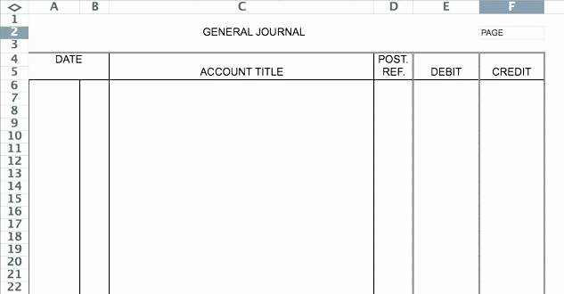 Accounting Journal Entries Template Lovely Accounting Journal Template Excel Download by Microsoft