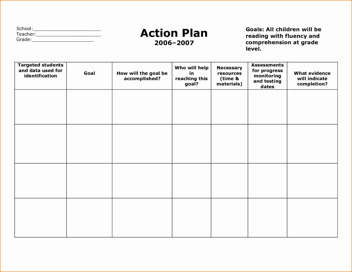 Affirmative Action Plan Template Best Of Affirmative Action Plan Template Sarahepps