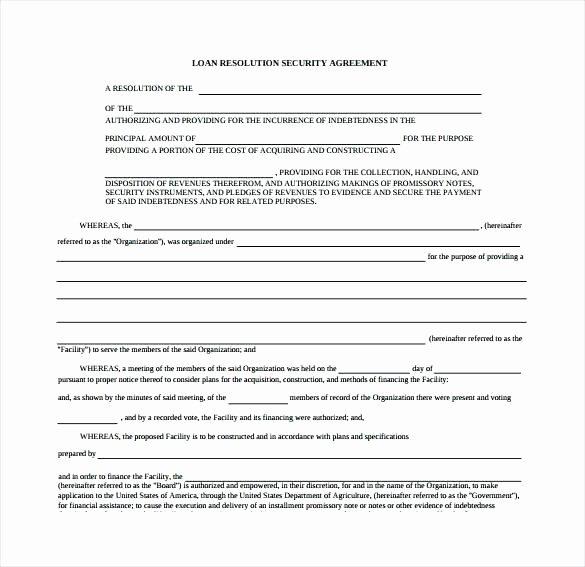 Alarm Monitoring Contract Template Elegant Security Agreement Template – Tatilvillam