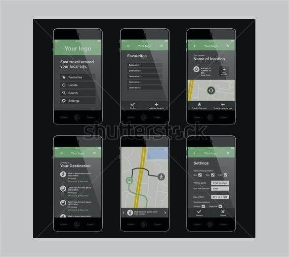 Android App Design Template Lovely android App Design Template Psd Blueprint Multi Purpose