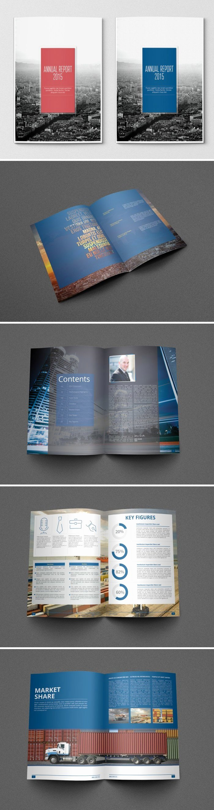 Annual Financial Report Template New A Showcase Of Annual Report Brochure Designs to Check Out