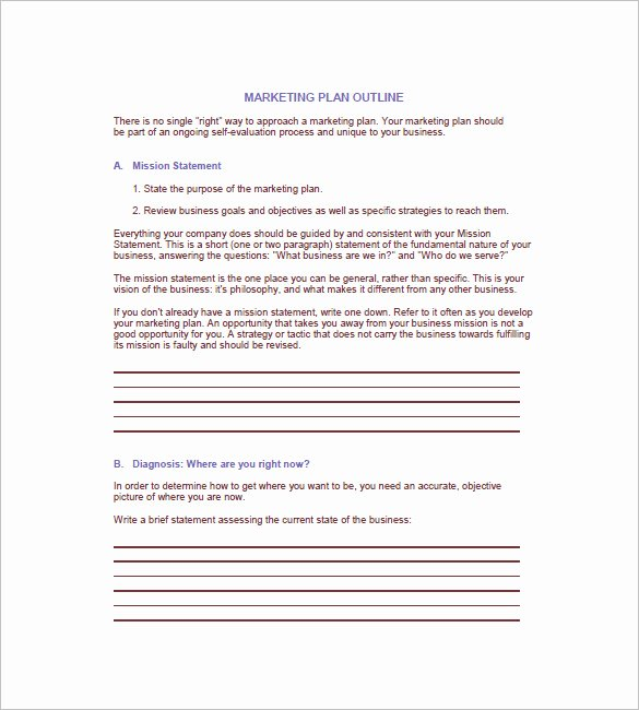 Annual Marketing Plan Template Fresh 7 Annual Marketing Plan Templates Doc Pdf
