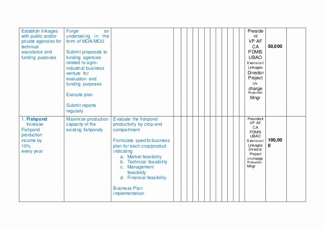 Annual Operating Plan Template Awesome Annual Operational Plan Template