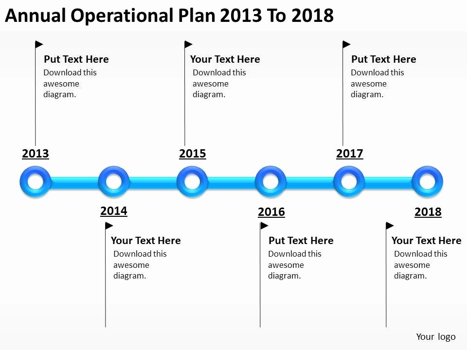 Annual Operating Plan Template Unique Business Network Diagram Annual Operational Plan 2013 to