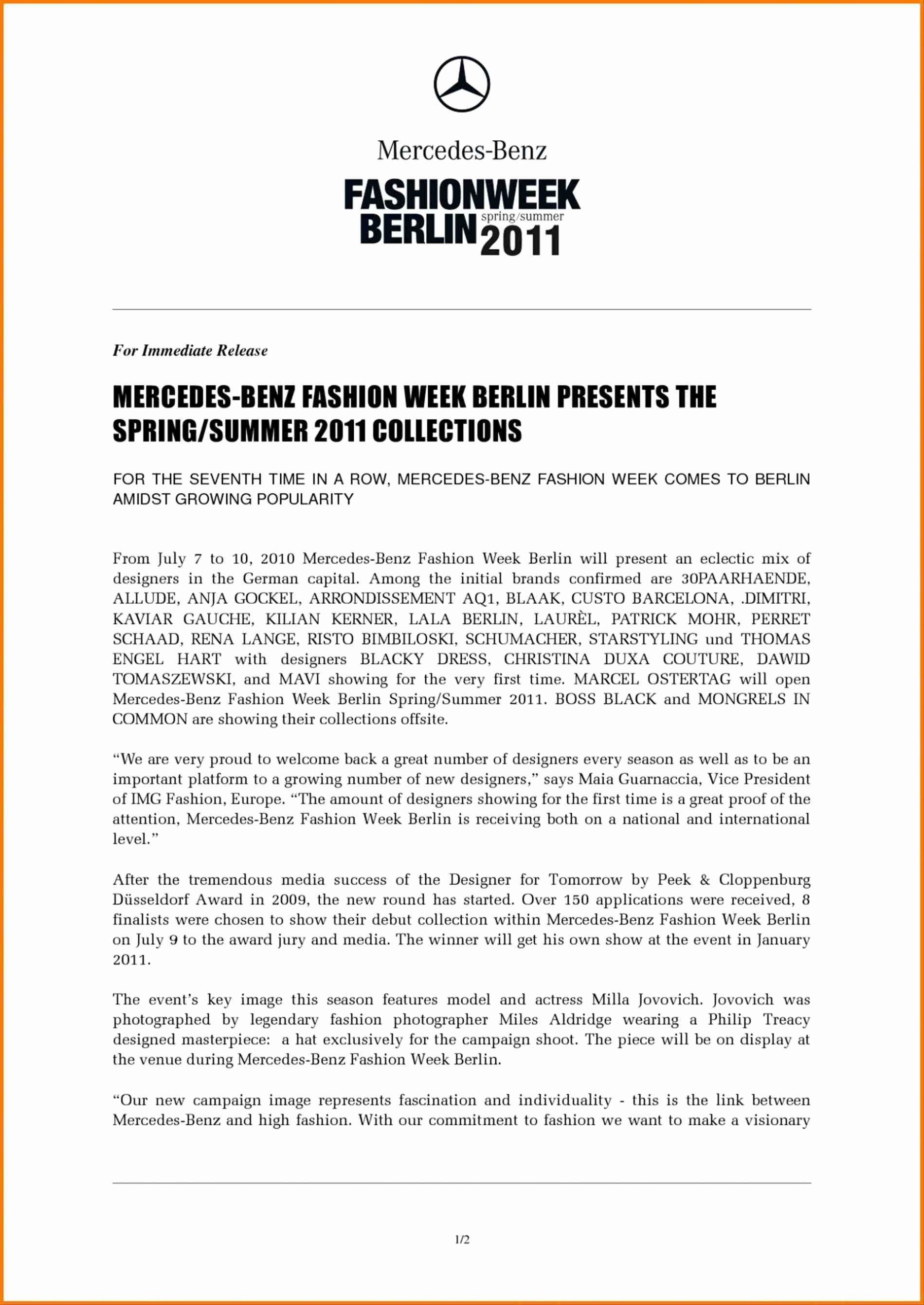 Ap Style Press Release Template Inspirational Press Release Brief Template Write Happy Ending Waa Mood