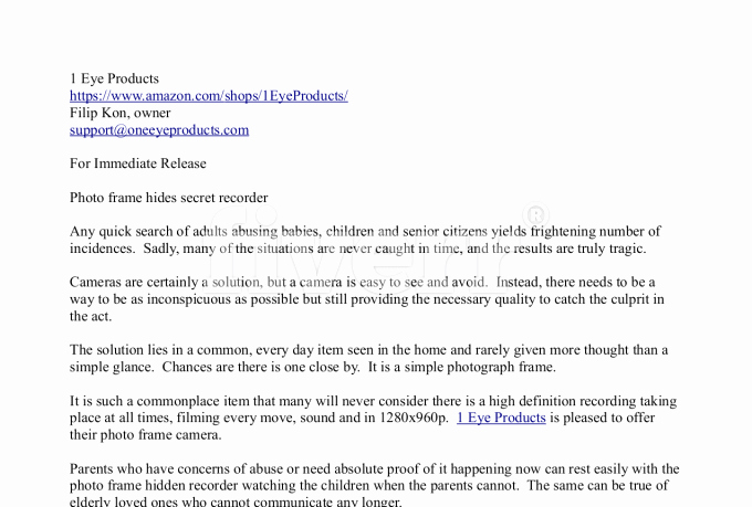 Ap Style Press Release Template Inspirational Write You An Ap Style Press Release Of 250 Words by Brbaker