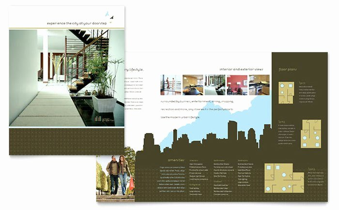 Apartment Marketing Plan Template Lovely Apartment Marketing – Brochures Flyers Newsletters