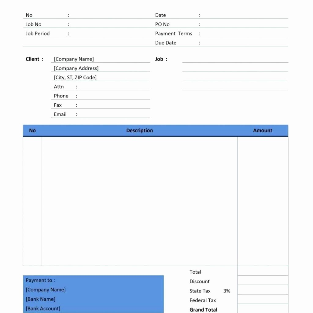 Apple Pages Invoice Template Fresh Free Invoice Template for Ipad 12 Outrageous Ideas for