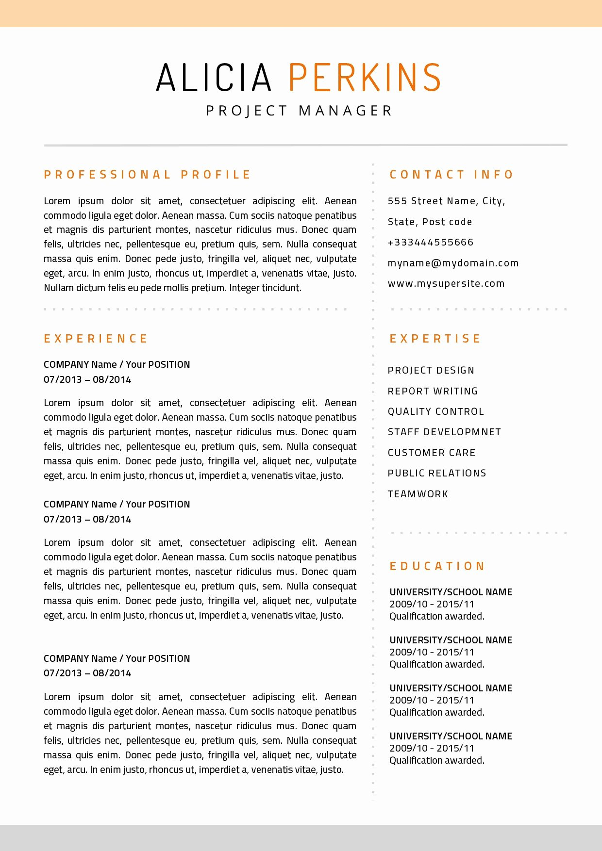 Apple Pages Resume Template Fresh Free Creative Resume Templates for Mac Pages