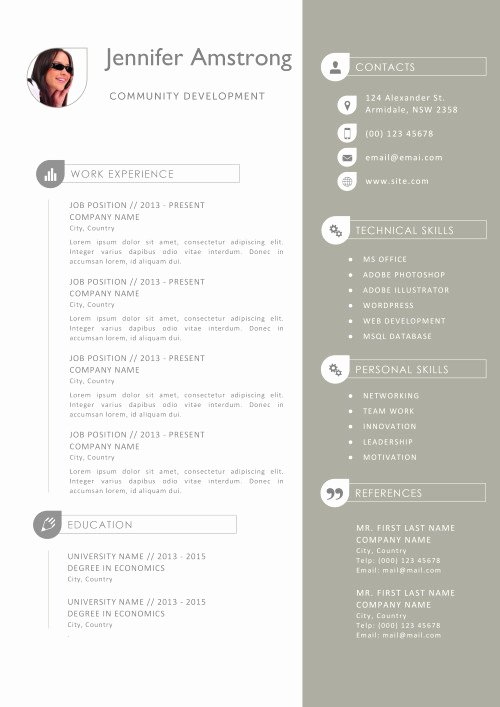 Apple Pages Resume Template Lovely Resume Templates for Mac Also Apple Pages Ready