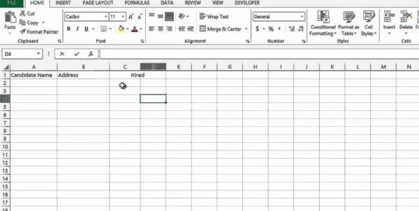 Applicant Tracking Spreadsheet Template Beautiful Free Applicant Tracking Spreadsheet Template Spreadsheet