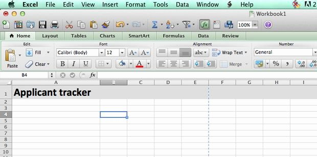 Applicant Tracking Spreadsheet Template Fresh Building A Job Applicant Tracking Spreadsheet