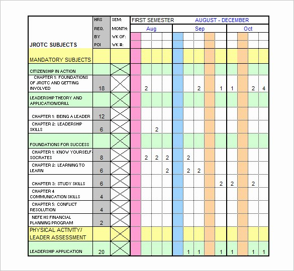 Army Training Plan Template Unique 21 Training Schedule Templates Doc Pdf
