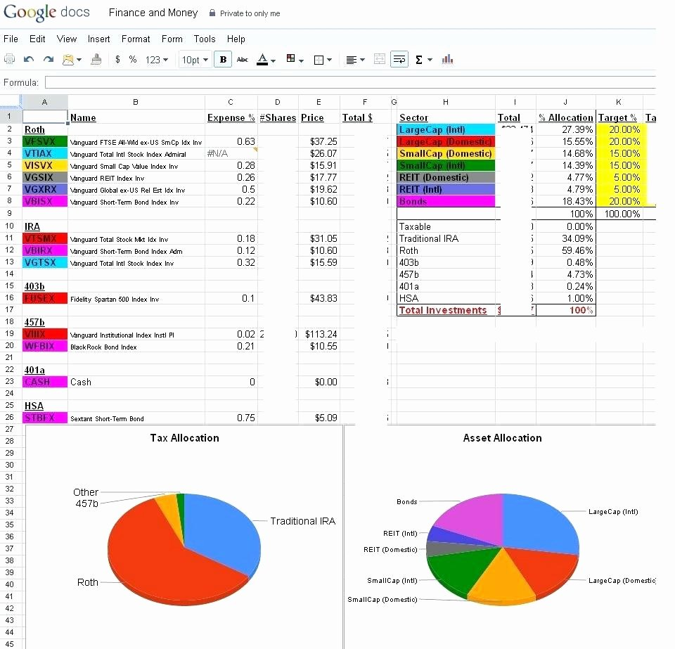 Asset Management Template Excel Beautiful Excel Stock Trading Template
