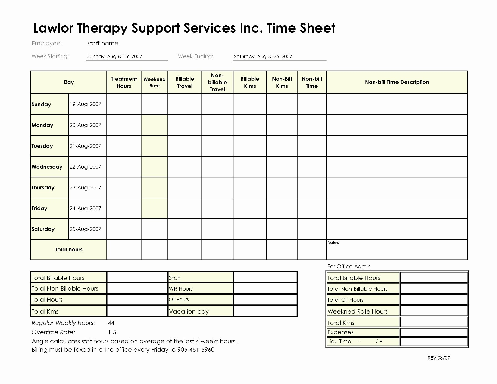 Attorney Billable Hours Template Lovely Microsoft Excel Invoice Template Elegant Best Billable