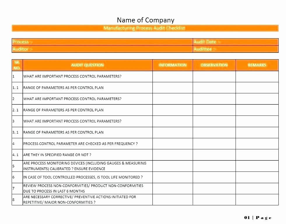 Audit Report Template Excel Elegant Audit Template Excel Audit Templates Financial Audit