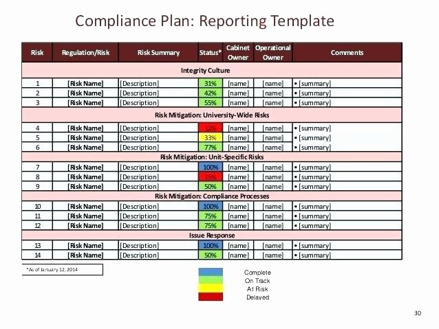 Audit Report Template Excel Fresh Pliance Audit Report Sample and Best S Internal