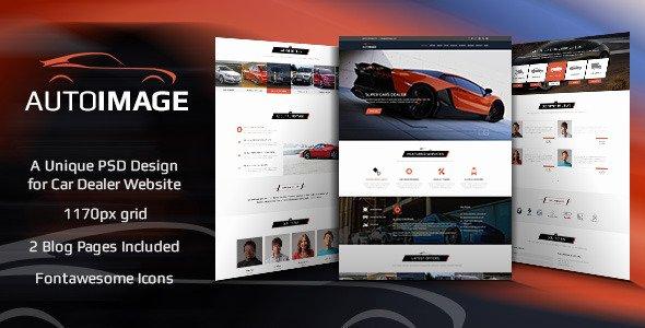 Auto Dealer Website Template Elegant Auto Image HTML for Car Dealer Website by Templines
