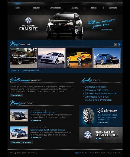 Auto Dealer Website Template Elegant Car Dealer Templates